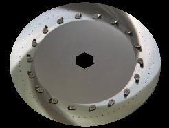 Высевающий диск Gaspardo 72x1,1 рапс G22230289