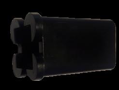 Втулка кардана приводу висівного апарату