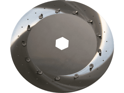 Высевающий диск Gaspardo 20x2,5 G22230203