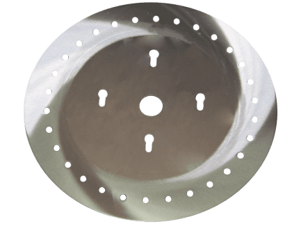 Высевающий диск УПС 40x2,2x0,8 509.046.4568